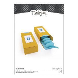 fustella fancy favor box