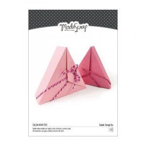 fustella triangle box
